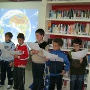 Niños de San Carlos del Valle realizan lecturas sobre astronomía